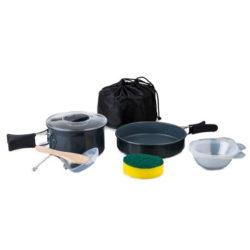 סט כלי בישול לשטח VORTEX DUO