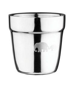 כוסות נירוסטה של GoNature נפח 160 מ״ל