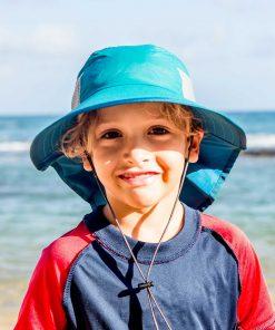 Kids Play Hat - כובע הגנה מהשמש מעולה לילדים