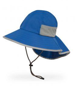 כובע ילדים נגד שמש Kids Play בצבע Royal