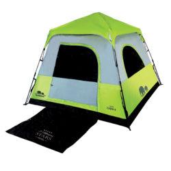 אוהל בן רגע אוהל RAPID CABIN ל-4 אנשים