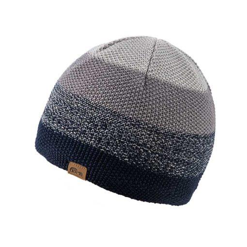 כובע צמר מרינו כובע צמר מרינו עם הגנת פליס פנימית לתחושה נעימה והגברת הבידוד של GoNature