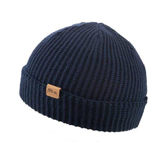 כובע צמר סינטטי VEGAN- כובע צמר טבעוני, המורכב מסיבים סינטטיים רכים וגמישים עם הגנת פליס פנימית לתחושה נעימה והגברת הבידוד
