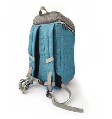 Kar-Tiv Pack - תרמיל ציידנית רכה בעל כתפיות מרופדות ונוחות להליכות קצרות