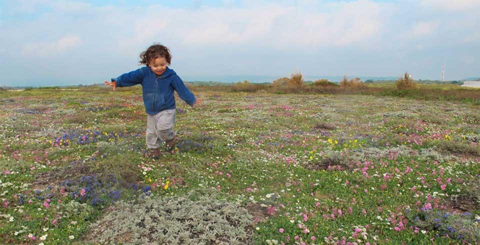 8 טיפים לטיול בטבע עם הילדים | GoNature