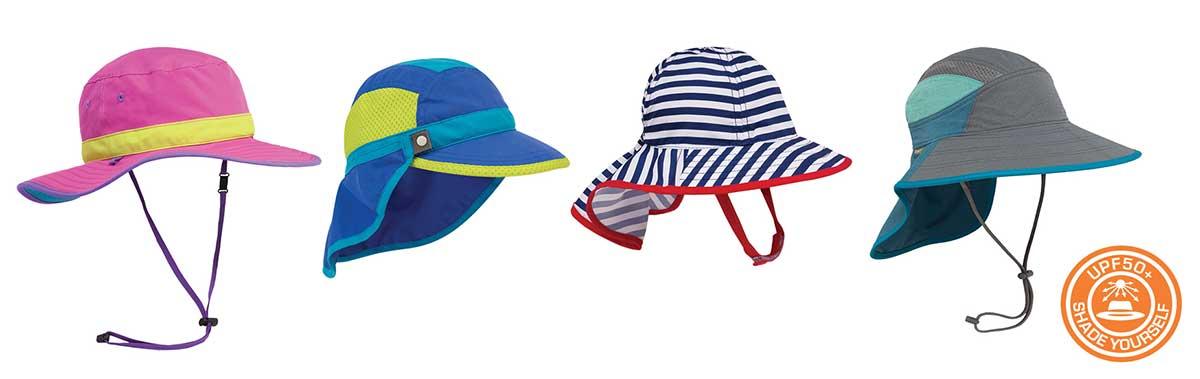 כובעי ילדים של Sunday Afternoons
