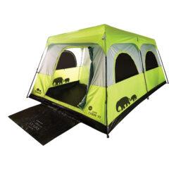 אוהל קמפינג ל-10 אנשים RAPID CABIN UPF50