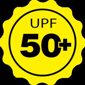 הגנה UPF50 מהשמש