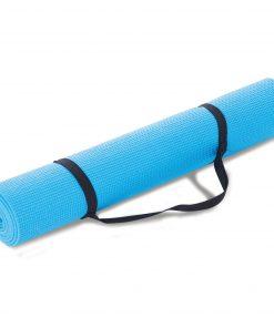 מזרן יוגה כחול PVC של GoNature