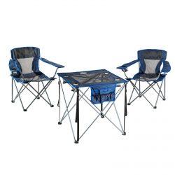 סט 2 כיסאות + ושולחן לקמפינג 28942 - GN CAMPING SET