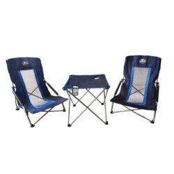 סט 2 כסאות + שולחן לחוף 28943 - GN LAPLAYA