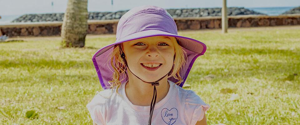 כובעי שמש לילדים של SUNDAY AFTERNOONS